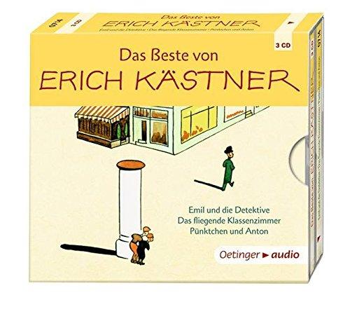 Das Beste von Erich Kästner CD