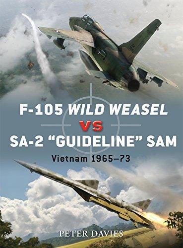 F-105 Wild Weasel vs SA-2 'Guideline' SAM: Vietnam 1965-73 (Duel, Band 35)