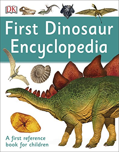 First Dinosaur Encyclopedia (First Reference) por Vv.Aa