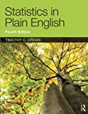 Statistics in Plain English, Fourth Edition: Volume 1
