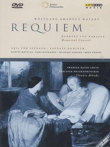 Wolfgang Amadeus Mozart - Requiem k 626, aria per soprano k 42, laudate dominum k 339 [jewel_box] [Import anglais]