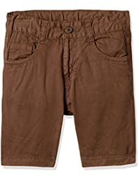 Cherokee Boys' Regular Fit Cotton Shorts (Pack of 1)