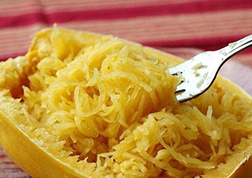 Spaghettikürbis (Erbstück - Non GMO - Ungewöhnliche) 50 Samen