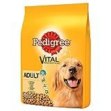 Pedigree Dry Dog Food Vital Protection Chicken, 15kg