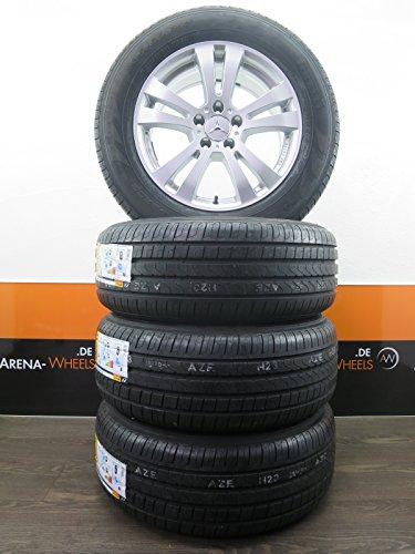 Mercedes Benz GLK 204X 17pollici cerchioni in alluminio estate ruote pneumatici in estate nuovo