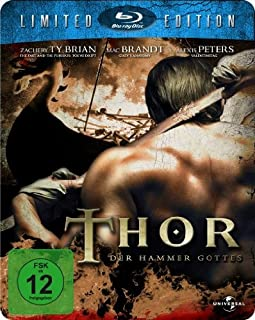 Thor - Der Hammer Gottes - Metal-Pack [Blu-ray] [Limited Edition]