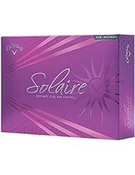 Callaway Solaire Golf Balls (12 Balls)