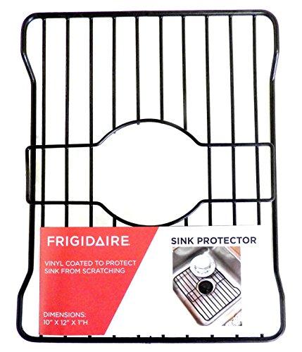 Frigidaire Marke Vinyl beschichtet Spüle Displayschutzfolie vermeiden Kratzen 25,4x 31,8x 2,5cm H klein (Rubbermaid Protector)