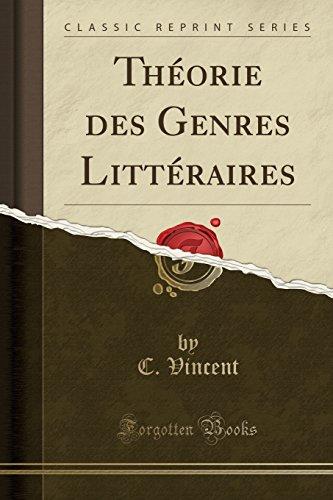 Theorie Des Genres [Pdf/ePub] eBook
