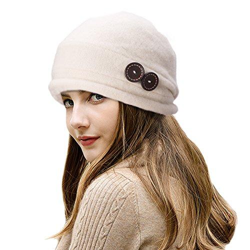Sombrero cloche para mujer