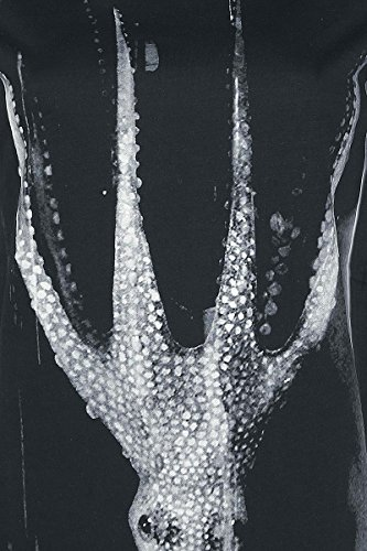 Jawbreaker Octopus Jar Robe noir Noir