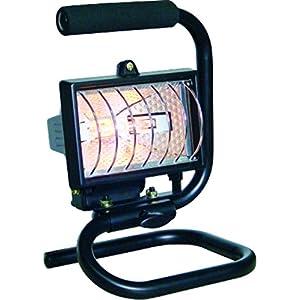 Smartwares HL120S – Luz de trabajo, 120W, 2250lm, cable de 1,5 metros, apta para uso en exteriores