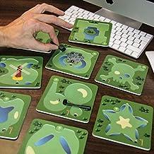 Minigolf Bürospiel - Mini-Golf Schreibtischspiel Bürogadget