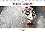 Basels Fasnacht (Wandkalender 2019 DIN A4 quer): Schöne Masken, Musik und schweizer Charme! (Monatskalender, 14 Seiten ) (CALVENDO Orte)