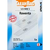 CleanBag 123 ROW  3 Staubbeutel