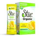 Product Image of Stur© Lovely Lemonade Organic Powder Stick - 7 sachets of...