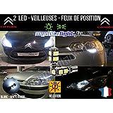 Bombillas Luz de posición LED – Citroen Xsara coupe- ...