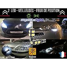 Bombillas Luz de posición LED – Citroen C4 aircross- ...