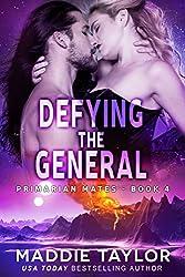 Defying the General (Primarian Mates Book 4)