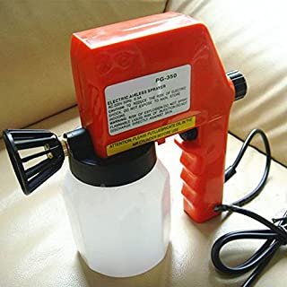 Forfar Electric Airless Spray Gun 600ml Electric Airless High Pressure Paint Draw Spray Gun Sprayer House Fence Room Painting Tool