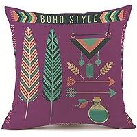 OYSOHE Kissenbezug Täglicher Gebrauch Sofa Bed Home Decoration Festival kissenbezüge,43cm*43cm