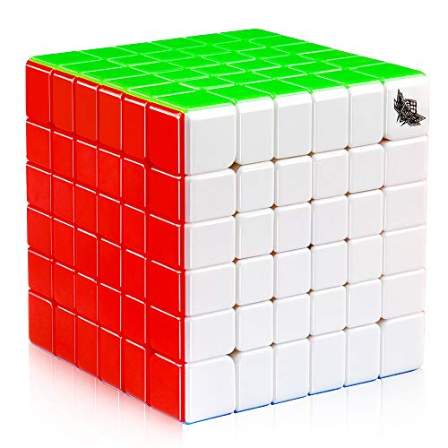 Coogam Cyclone Boys 6x6 Cubo Mágico Sin Pegatina