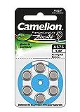 Camelion 15056675 Zink Luft Knopfzellen ohne Quecksilber A675/ZL 675/1,4 Volt, 6er-Pack