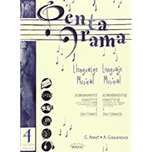 Pentagrama IV Llenguatge/Lenguaje Acomp. Piano Ele (Pentagrama Llenguatge/Lenguaje Musical Acompanyament/Acompañamiento)