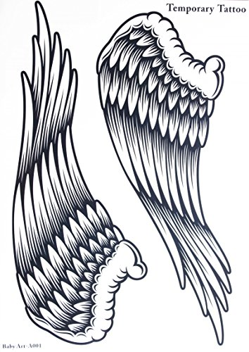 'ggsell ggsell tattoo misura 21.5cm x a 30,5cm (8,46