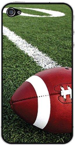 Cellet Football Skin für iPhone 4 / 4S, Grün - Bildschirm Sprint Iphone Für 4