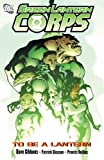 Image de Green Lantern Corps: To Be A Lantern