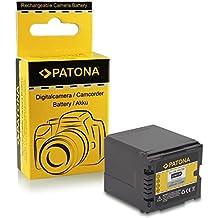 Batería VW-VBG260 VBG-260 para Panansonic Panasonic HDC-DX Serie | HDC-SD Serie| HDC-HS Serie | HDC-SX Serie | HDC-TM Serie | SDR-H Serie y mucho más… [ Li-ion; 2200mah; 7.2V ]