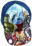 Marvel Avengers Baseball Cap für Kinder, dunkelblau, Art. 0004, Gr. 52