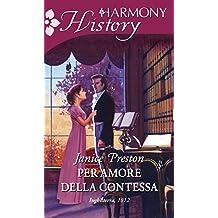 Per amore della contessa (Italian Edition)
