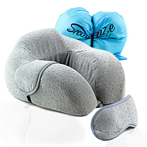 luxury-travel-neck-pillow-cushion-with-memory-foam-for-car-airplane-train-and-travel-compact-360-unr