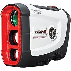 Bushnell Tour V4 Shift Medidores Laser de Golf, Negro/Blanco/Rojo, Talla Única
