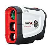 Bushnell Golf 2017 Tour V4 Shift Slope-Switch Laser Rangefinder - White/Black