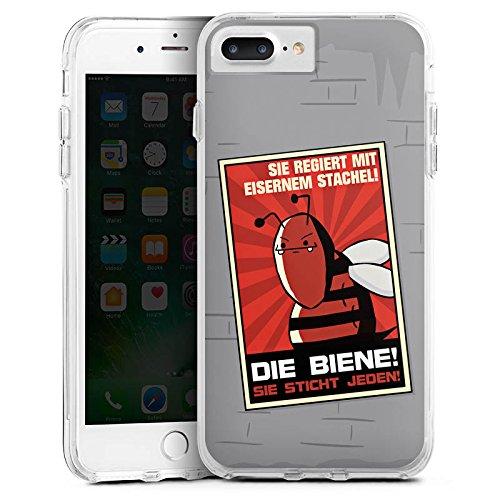 Apple iPhone X Silikon Hülle Case Schutzhülle DirtyWhitePaint Fanartikel Merchandise Poster Propaganda Bumper Case transparent