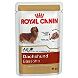 Royal Canin - Breed Health Nutrition Dachshund Adult, 12x85g