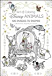 Art of Coloring: Disney Animals: 100...