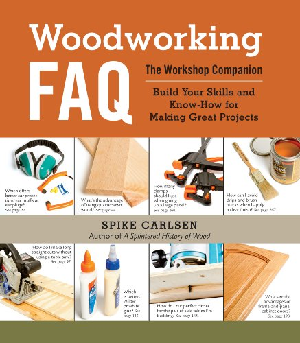 Woodworking FAQ: The Workshop Companion: Build Your Skills and Know-How for Making Great Projects (English Edition)