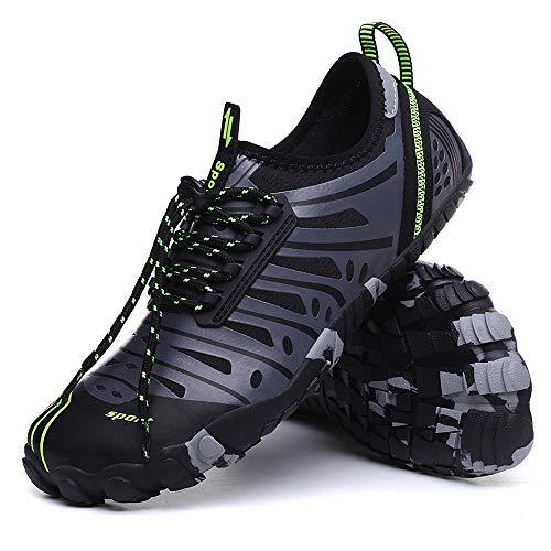 Lixada Scarpe da Acqua Scarpe da Trekking da Fiume Leggere e Asciutte Quick Dry Scarpe da Ginnastica Sportive