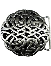 Buckle Keltischer Knoten CELTIC DESIGN Ø6,5