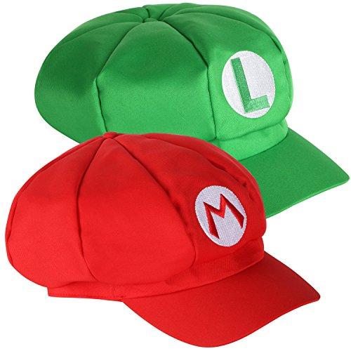 - Super Mario Hut Kostüme