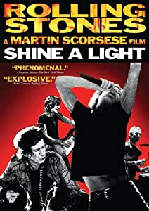 Shine a Light [DVD] [2008] [Region 1] [US Import] [NTSC]