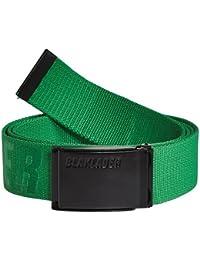 Blakläder Gürtel mit Logo, 1 Stück, Einheitsgröße, grün, 403400004200ONESIZE