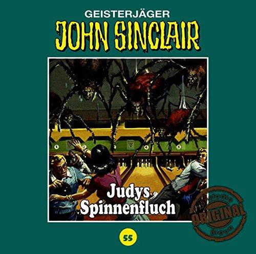 John Sinclair (55) Judys Spinnenfluch (Jason Dark) Tonstudio Braun / Lübbe Audio 2017