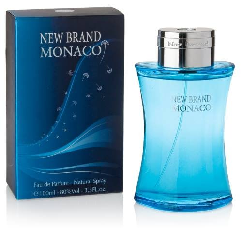 New Brand 12966754 MONACO Damen Parfüm 100 ml