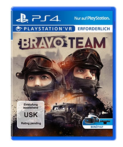 Bravo Team VR - [PlayStation 4]