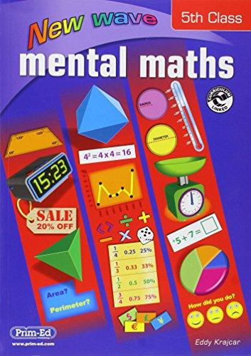 Mental Maths: Book 5
